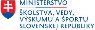Register poskytnutých dotácií.Ministerstvo školstva, vedy, výskumu a športu Slovenskej republiky.