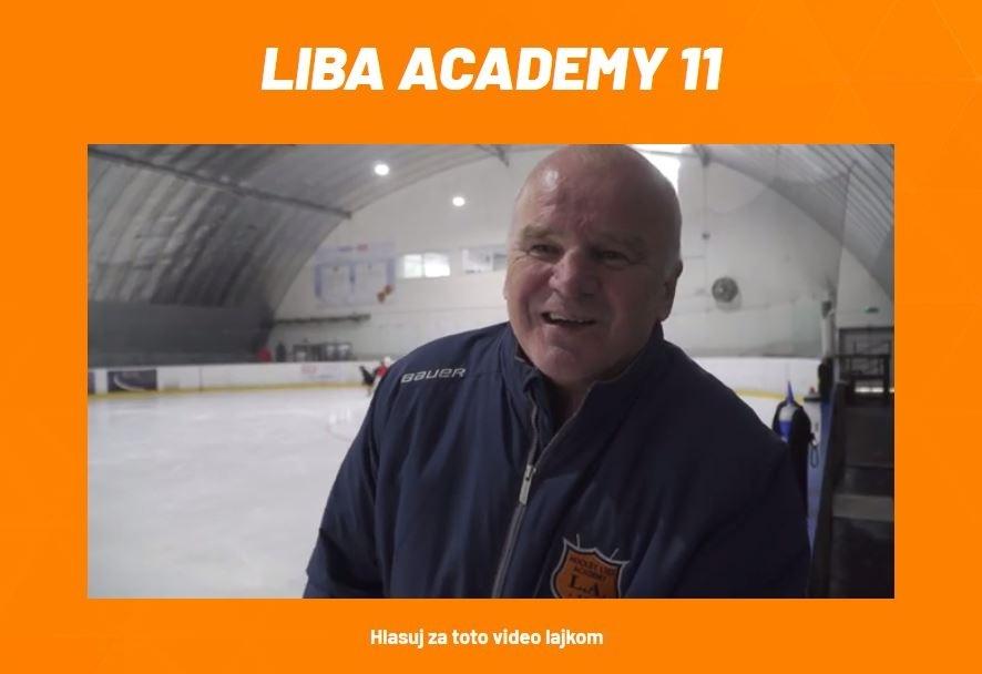 Hlasuj za LIBA ACADEMY 11